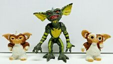 1984 GREMLIN'S FIGURES MOVIE TOYS IN DECENT CONDITION / LOT OF THREE