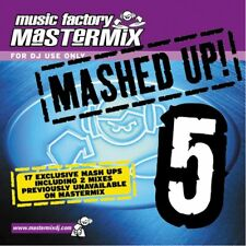 Music Factory Mashed Up Volume 5 Mixed two Tracker DJ CD Ft Missy Elliot Vs OMD
