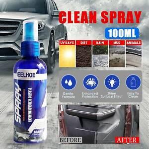 100ML Nano Autolack Spray Kratzerentfernungsspray Beschichtungsmittel Reparatur