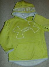 ~GUC Girls UNDER ARMOUR Long Sleeve Hoodie! Size YXS Loose Fit Cute:)!