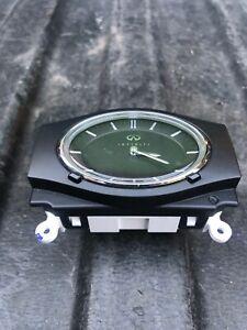 infiniti fx30 fx35 fx37 fx50 qx70 2009-2018 centre console clock