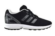 Adidas ZX Flux lentic J Core Black Footwear White cortos zapatos negro bb2809