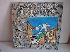 Grand prix rock de Montpellier MAROTTES / ZWAP / USINE SENTIMENTS / SUSPENDERS
