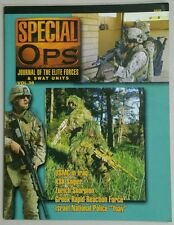 Concord Publication: SPECIAL OPS-JOURNAL OF  ELITE FORCES & SWAT UNITS VOL. 38