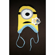 DESPICABLE ME bonnet jaune Minion enfant MINIONS neuf