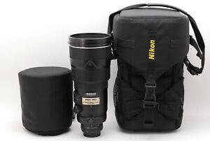 Near Mint Nikon Nikkor AF-S 300mm F/2.8 D II ED AF Telephoto Lens From Japan