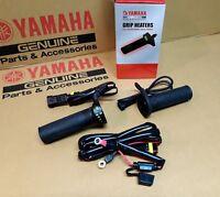 "Yamaha MT-07 "" Pièce Poignées Chauffantes "" Original Yamaha Équipement"