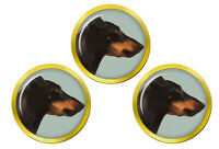 Manchester Terrier Golf Balle Marqueur