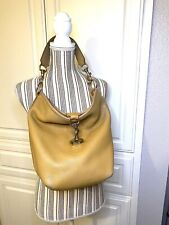 Authentic Miu Miu Hobo Tan Buttery Pebbled Leather AS IS