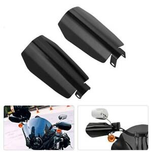 Hand Guard Protector Wind Cold Deflector Fit For Harley Touring Road King Glide