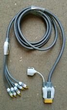 MONSTER GAME XBOX 360 Component Video Stereo Audio Cable w/ Optical Adapter