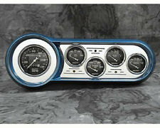 1953-1954 Chevy Car Billet Aluminum Gauge Panel Dash Insert Instrument Cluster