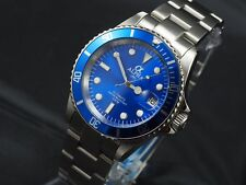 Alpha Diver Submariner men's mechanical automatic watch sapphire Japan Miyota