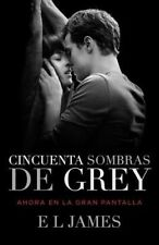 Cincuenta Sombras de Grey by E L James (Paperback / softback, 2015)