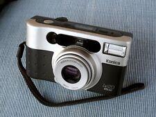 ✅.Ottima Konica zup 120 - zoom 38/120mm AE AF winder - Canon MC - Olympus AF1