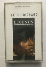 "Little Richard ""Legends In Music"" Tape Cassette - Never Been Played"