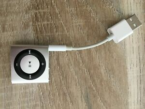 Lecteur Apple iPod shuffle 4ème Génération Silver 2 Go