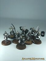 Warriors of Minas Tirith X8 - LOTR / Warhammer / Lord of the Rings AA15