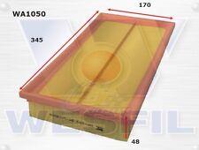 WESFIL AIR FILTER FOR Volvo V40 1.9L, 2.0L 1997-2004 WA1050