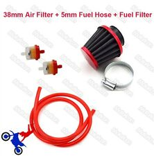 Air Filter + Fuel Hose + Fuel Filter For 50cc-125cc SSR Thumpstar DHZ Coolster