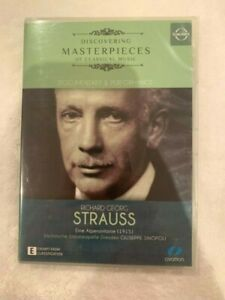Discovering Masterpieces of Classical Music - Strauss (DVD)