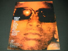 KEZIAH JONES ...lands his African Space Craft 1995 PROMO POSTER AD mint cond
