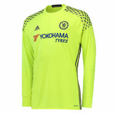 Camiseta de fútbol porteros amarillos