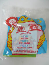 Sealed McDonalds 1999~ Winnie the Pooh #3 TIGGER ~ Key Chain FOB  ~FREE SHIPPING