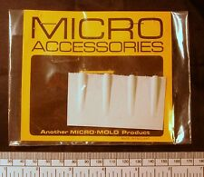 Exit fairings - vacuum formed - Micro Mold (small) - pack of 4