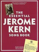 Songs Of JEROME KERN Piano Vocal Guitar PVG Sheet Music Book Songbook ShopSoiled