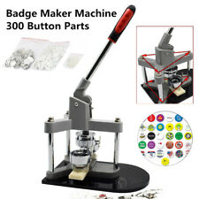 Triangular Button Badge Maker Making Machine 25/32/37/56/58mm Creative Art Pin