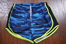 Nike Dri-Fit Tempo Lined Shorts Blue Print Women's Medium M
