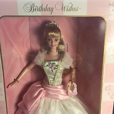 NIB NRFB NEW Happy Birthday Wishes Barbie First In Series 1999 Collector Edition