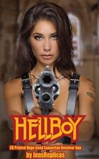 Hellboy Good Samaritan Revolver Gun Blaster Pistol Movie Prop Largest Hell Boy