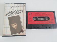 DYANGO LOS MAS DE DYANGO CASSETTE CINTA ZAFIRO 1983 PAPER LABELS
