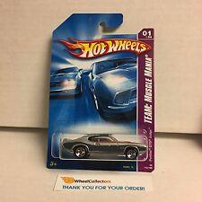 Pontiac GTO Judge #133 * Grey * 2008 Hot Wheels * D22