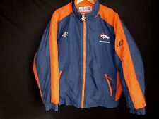 Denver Broncos VTG NFL ProLine Authentic Insulated Winter Jacket Men's 2XL A5