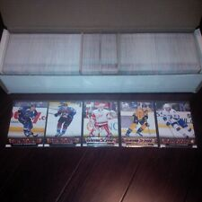 2013 14 UPPER DECK COMPLETE SET 1-500 SERIES 1 & 2 100 YOUNG GUNS ROOKIES MINT+