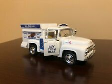 Kinsmart 1956 Ford F-100 Pickup Ice Cream Truck Pull Back Action 1:38