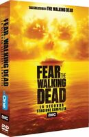 Fear The Walking Dead - Stagione 2 - Cofanetto Con 4 Dvd - Nuovo Sigillato