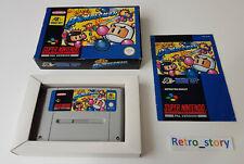 Super Nintendo SNES - Super Bomberman - PAL - UKV