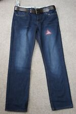 Firetrap Mens Slim Fit Jeans. Waist 38, Leg 32. New with tags