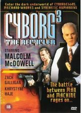 [DVD] Cyborg 3: The Recycler