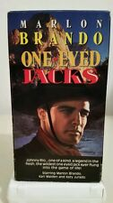 One Eyed Jacks VHS Marlon Brando 1961 Color Front Row Entertainment