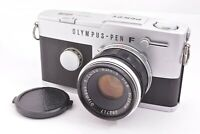 Olympus PEN-FT body with F.Zuiko Auto-S 38mm F 1.8 Lens, battery #148197