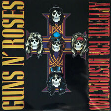 Appetite for Destruction by Guns N' Roses (Vinyl, Jun-2018, Geffen)