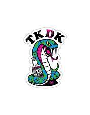 Tokidoki Cobra Sticker