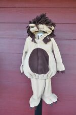 Infant/Toddler Halloween Costume sz 12-18 Month  Lion Brown 2 Piece Old Navy