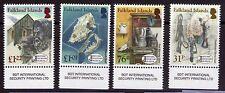 Falkland islands Historic Dockyard Museum issued 30-03-16 set MNH condition.