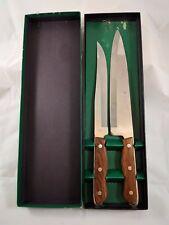 Maxam Stainless Steel Knife Set Kitchen Steak Knives Ebay